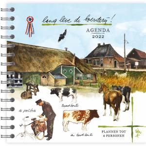 Rien Poortvliet Familie agenda 2022 - LldB