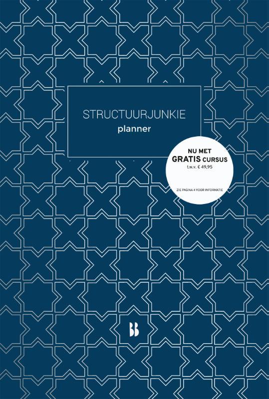 Structuurjunkie - Structuurjunkie planner (A4)