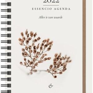 Essencio Agenda groot (A5) - Essencio - Paperback (9789491808760)