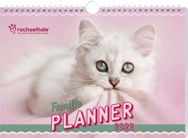 Rachael Hale Katten - Familieplanner 2022