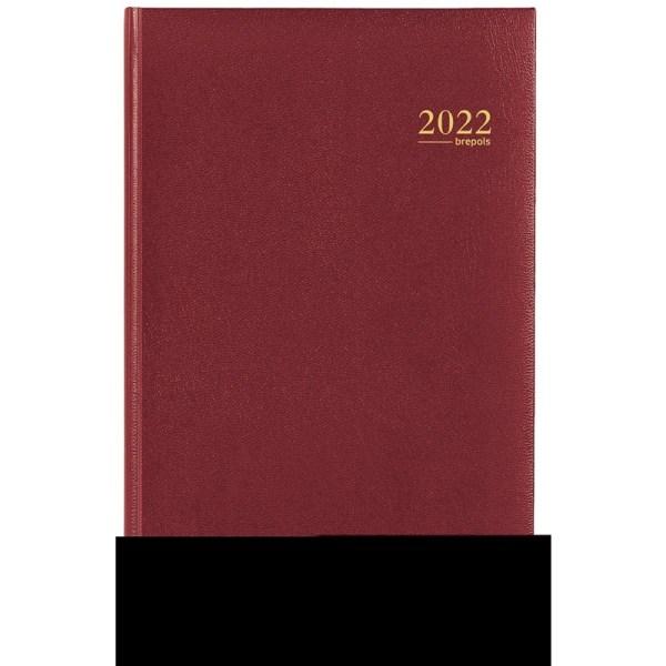 Agenda Saturnus 1 dag 2022 LIMA rood