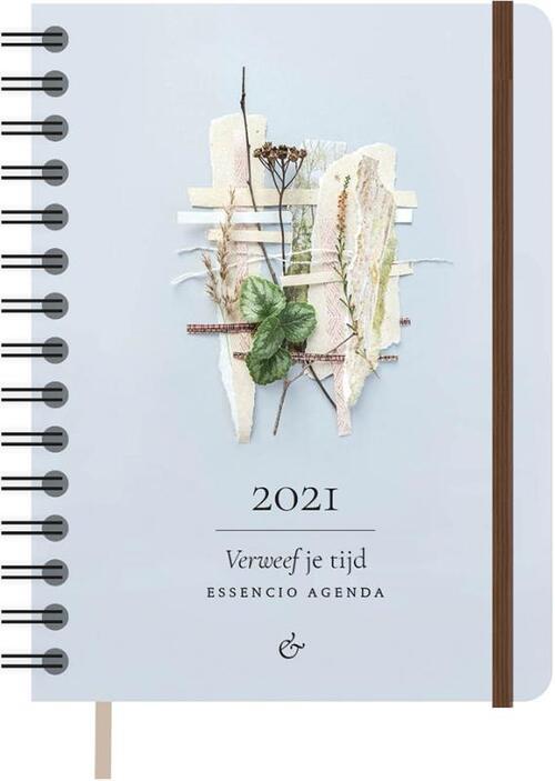 Essencio Agenda 2021 groot (Vrolijk Agenda) - Essencio - Paperback (9789491808647)