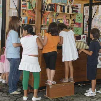 Bibliotecas de verano en Getxo