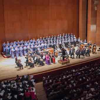 'El Mesías de Haendel' en Bilbao