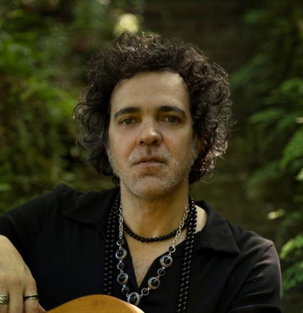 Paulinho Moska na casa da música