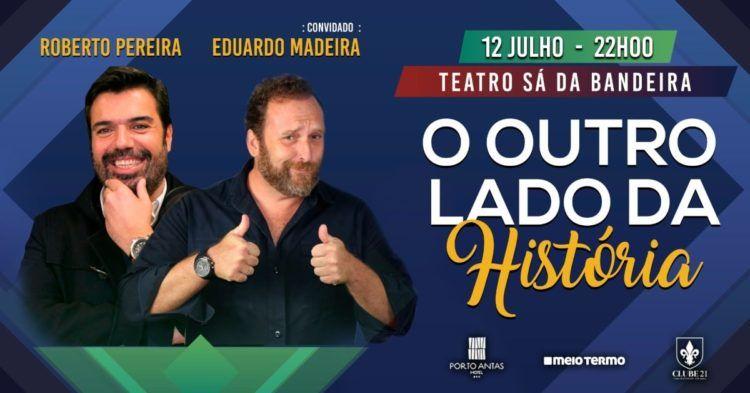 ROBERTO PEREIRA - O OUTRO LADO DA HISTÓRIA