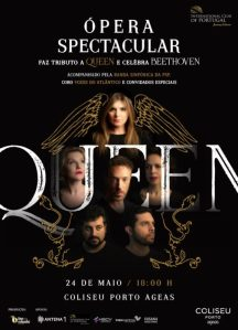 Opera Spectacular - Tributo Queen e Beethoven no Coliseu do Porto