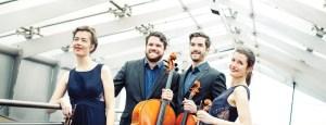 ARIS QUARTETE cho Rising Stars na Casa da Música