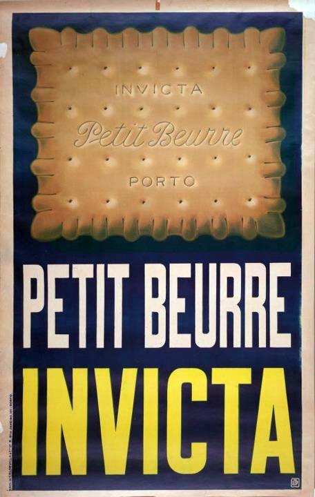 Petit Buerre - Invicta, de Raul de Caldevilla, de 1917.