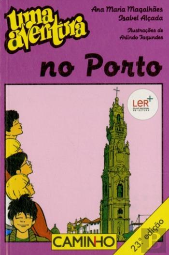 livro sobre o Porto
