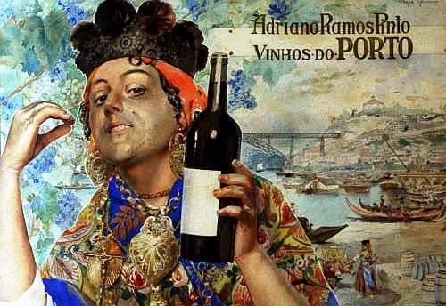 Casa de Vinho do Porto Adriano Ramos Pinto