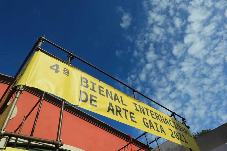 Bienal Internacional de Arte de Gaia 2021