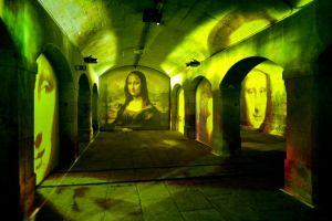 Monet e Leonardo da Vinci - Alfandega do Porto