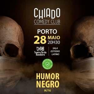 CHIADO COMEDY CLUB no Teatro Sá da Bandeira