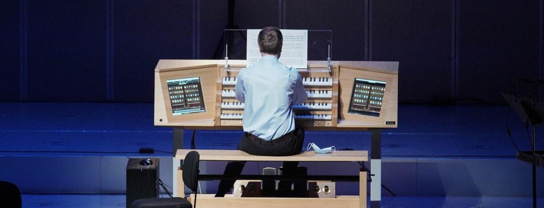 CONCERTO DE ORGÃO na Casa da Música