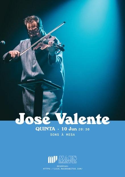 Sons à Mesa José Valente