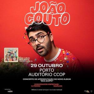 JOÃO COUTO - BOA SORTE no CCOP