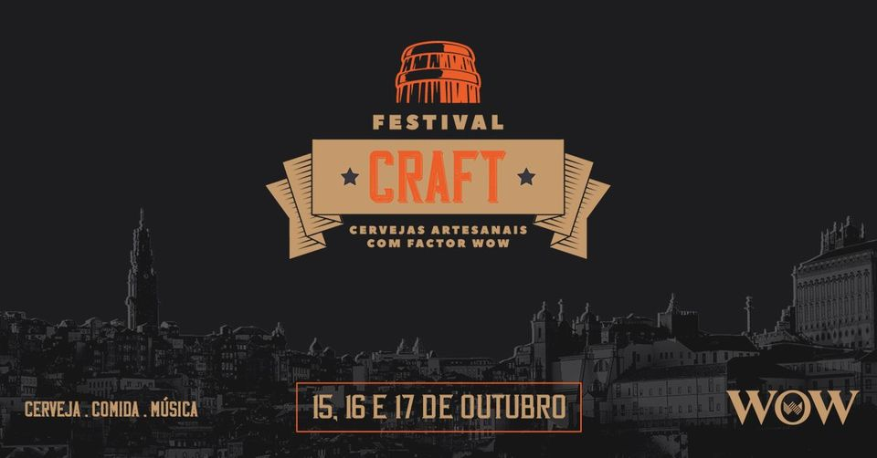 Craft - Festival de Cervejas Artesanais