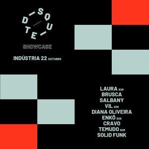 Disquiet Showcase - Industria Club