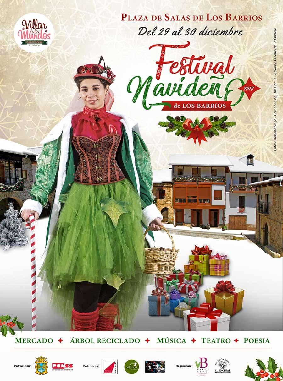 festival navideño de los barrios 2