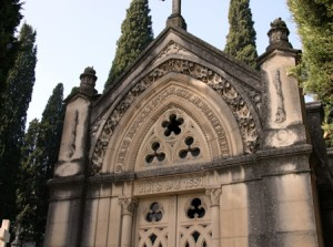 Foto: Cementerio de San Isidro