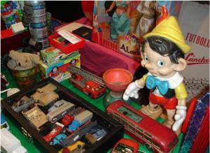 'Mercado del Juguete Antiguo'