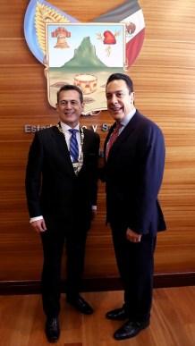 Adolfo Pontigo Loyola nuevo rector de la UAEH 5