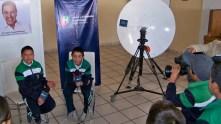 Alrededor de mil personas visitan museo de radio y tv en Apan4