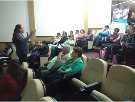 Busca Mineral de la Reforma inserción laboral de adultos mayores con Programa Abriendo Espacios4