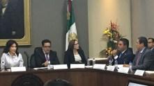 Comisiones legislativas tratan temas con secretarías estatales1