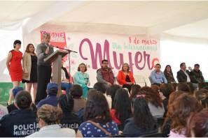 Conmemoran en Tizayuca el Día Internacional de la Mujer3
