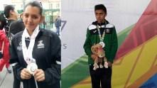 Destacan hidalguenses en competencias internacionales 2