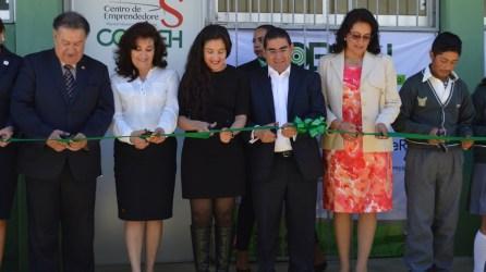 Hidalgo primera entidad en establecer en su totalidad el Modelo de Emprendedores5
