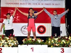 Hidalguenses clasifican a Olimpiada Nacional en luchas asociadas y clavados 2
