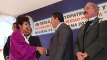 Raúl Camacho continúa recorriendo colonias de Mineral de la Reforma 4