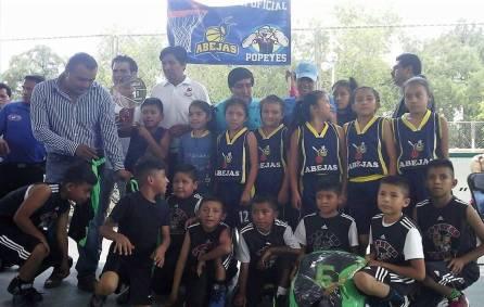 Surgen campeones del torneo otoño-invierno de baloncesto en Ixmiquilpan4