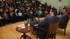 Urge constitución corta y clara Ángel Junquera en UAEH3
