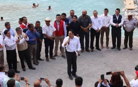 Encabeza Omar Fayad inicio de operativo de Semana Santa en el Valle del Mezquital2