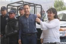 Entregan equipamiento a fuerzas de seguridad de Cuautepec5