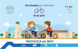 Fomenta Alcaldía Pachuca el uso de la bicicleta1