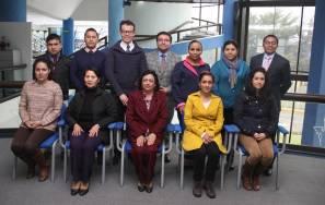 Funcionarios de la Embajada de Israel visitan la UAEH1