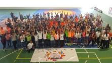 INHIDE celebra la Semana Nacional de la Cultura Física y Deporte 1