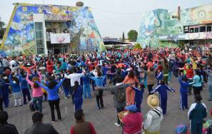 Tizayuca realiza Mega Activación Física en la que participan más de mil personas3