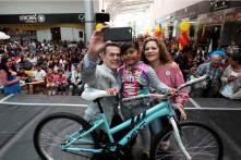 Celebra Día del Niño Voluntariado UAEH con acróbatas y bailarines2