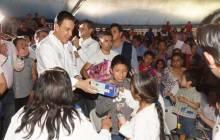 Celebración del día del niño en Hidalgo3