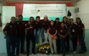 Hidalgo logra dos medallas de plata en Olimpiada Nacional de Matemáticas1
