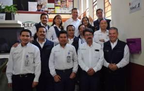 Inaugura Alfonso Delgadillo Sucursal de Telecomm- Telégrafos en cabecera municipal3