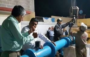 Mejoran servicio de Agua Potable en 10 fraccionamientos de Tizayuca3