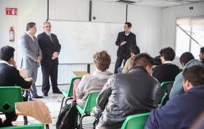 Promueve Mineral de la Reforma actividades cívicas entre la comunidad estudiantil 3