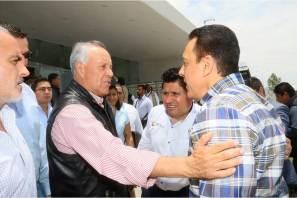 Transformar al campo, para transformar a Hidalgo, Omar Fayad